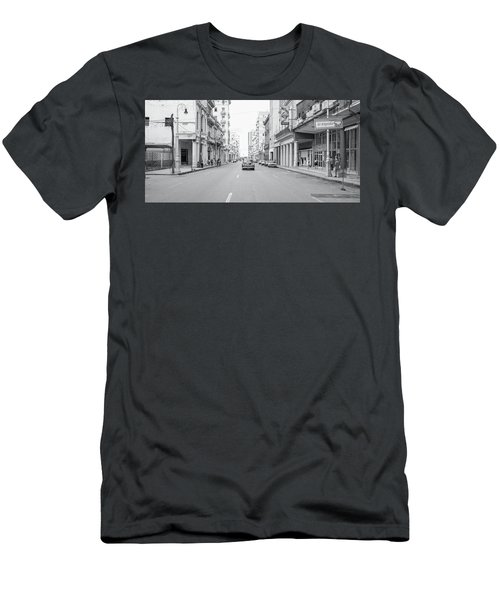 City Street, Havana Men's T-Shirt (Athletic Fit)