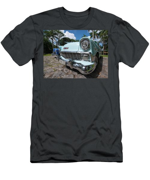 Classic Cuban Chevy Men's T-Shirt (Athletic Fit)