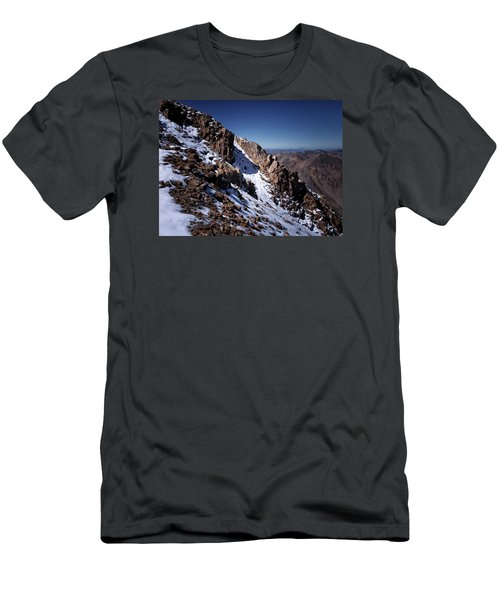 Climb That Mountain Men's T-Shirt (Athletic Fit)