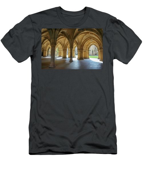 Cloister Around Men's T-Shirt (Athletic Fit)