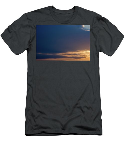 Men's T-Shirt (Athletic Fit) featuring the photograph Cloud-scape 3 by Stewart Marsden