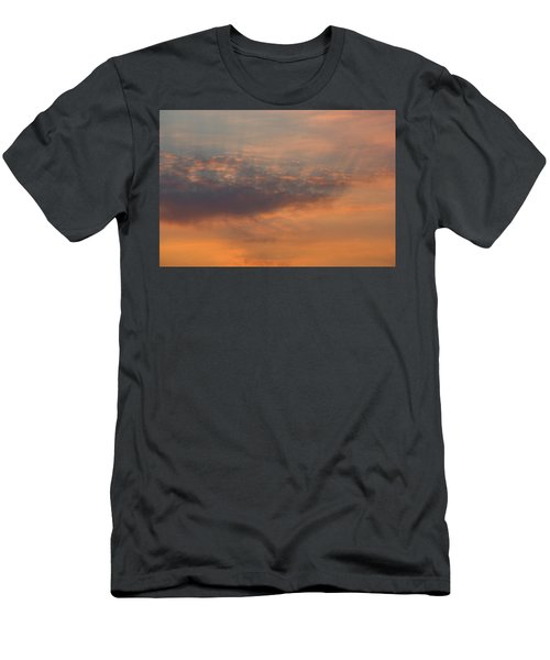 Men's T-Shirt (Athletic Fit) featuring the photograph Cloud-scape 4 by Stewart Marsden