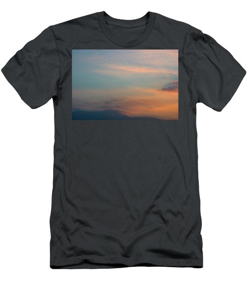 Men's T-Shirt (Athletic Fit) featuring the photograph Cloud-scape 7 by Stewart Marsden