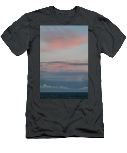 Clouds Over The Ocean Men's T-Shirt (Athletic Fit)