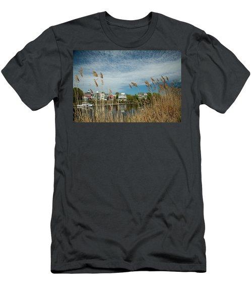 Coastal Spring Men's T-Shirt (Athletic Fit)