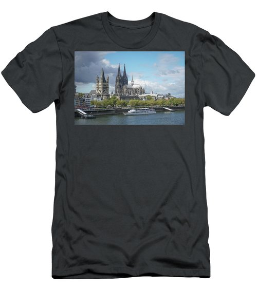 Cologne, Germany Men's T-Shirt (Athletic Fit)