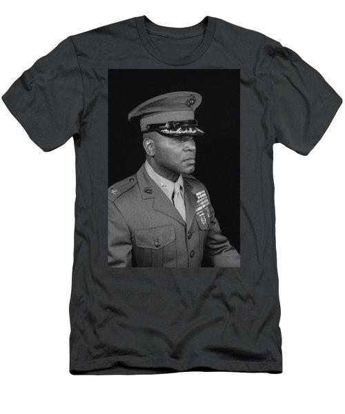 Colonel Al Trimble Men's T-Shirt (Athletic Fit)