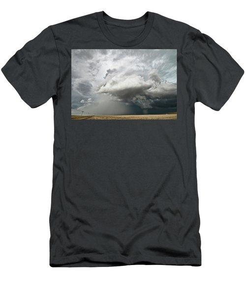 Colorado Sky Men's T-Shirt (Athletic Fit)