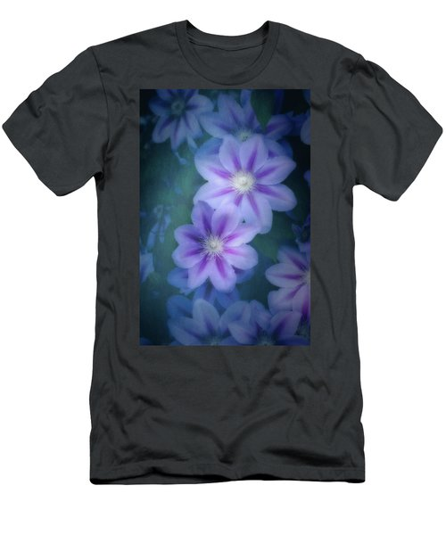Men's T-Shirt (Athletic Fit) featuring the photograph Colors Of Spring by Allin Sorenson