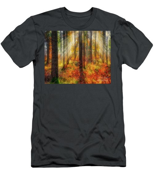Colours Of Nature 02 Men's T-Shirt (Athletic Fit)