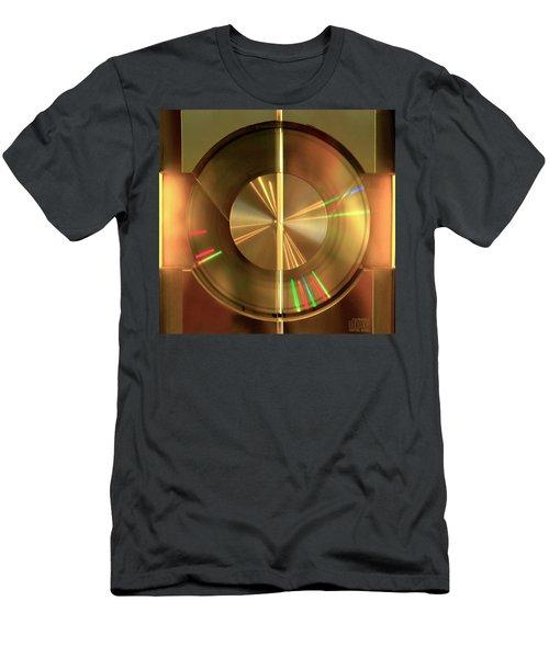 Colours. Time Men's T-Shirt (Athletic Fit)