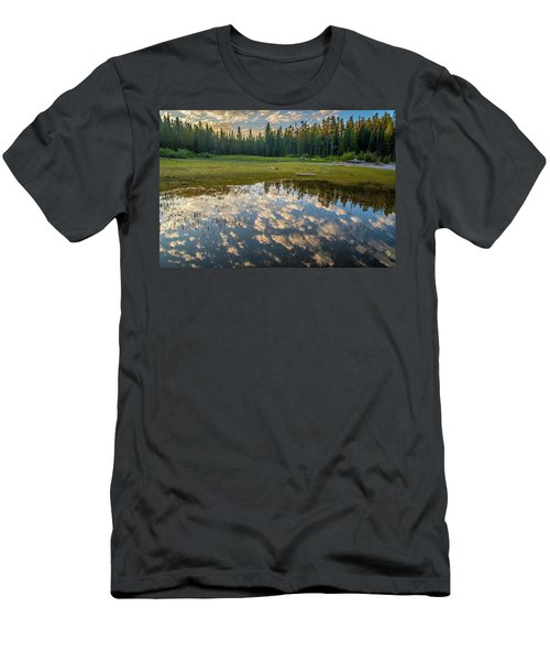 Colter Bay Reflections Men's T-Shirt (Athletic Fit)