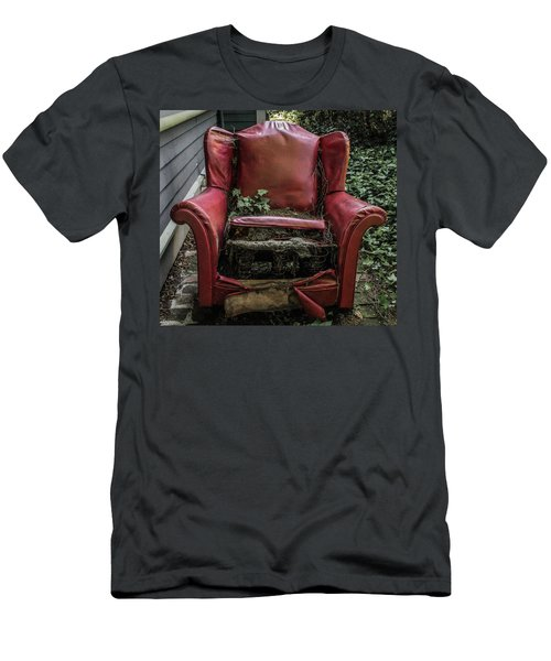 Comfy Chair Men's T-Shirt (Athletic Fit)