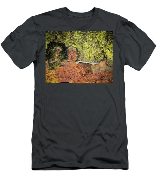 Complicated Rust Men's T-Shirt (Athletic Fit)