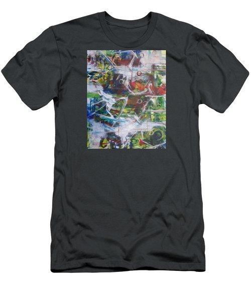 Connection Men's T-Shirt (Athletic Fit)