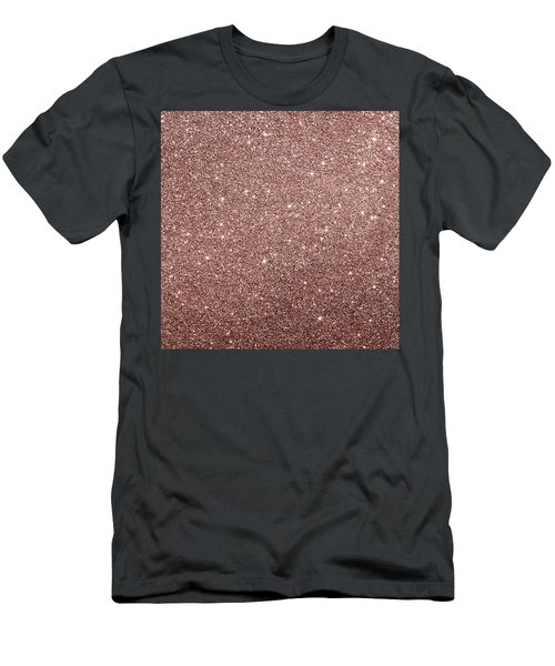 Cooper Glitter Men's T-Shirt (Athletic Fit)