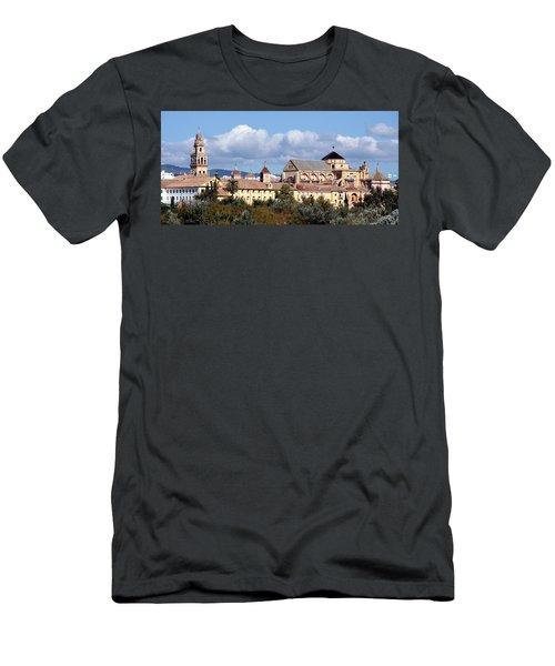 Cordoba, Spain - Old City Men's T-Shirt (Athletic Fit)