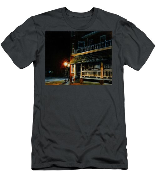 Corner Light Men's T-Shirt (Athletic Fit)