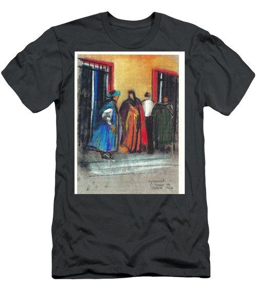 Corteo Medievale Men's T-Shirt (Athletic Fit)