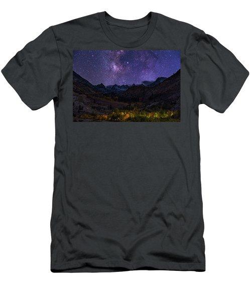 Cosmic Nature Men's T-Shirt (Athletic Fit)
