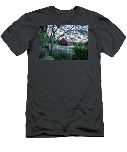 Country Memories Men's T-Shirt (Athletic Fit)