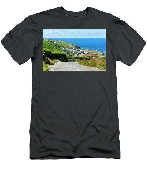 Cove Hill Sennen Cove Men's T-Shirt (Athletic Fit)