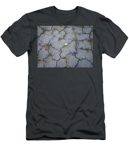 Cracked Men's T-Shirt (Athletic Fit)