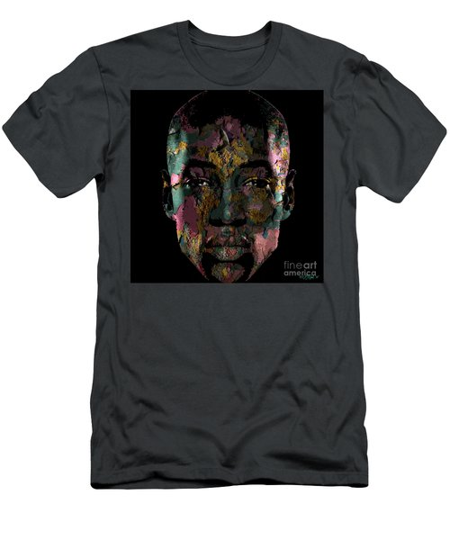 Cryptofacia 3 - James Men's T-Shirt (Athletic Fit)