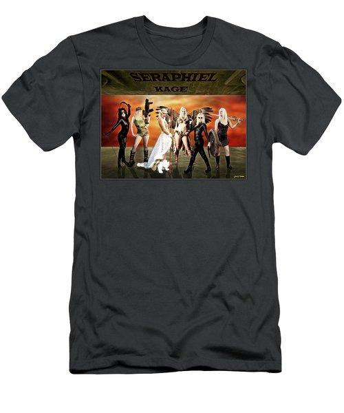 Seraphiel Illusions Men's T-Shirt (Athletic Fit)