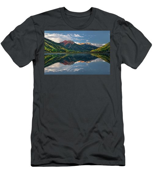 Crystal Morning Men's T-Shirt (Athletic Fit)