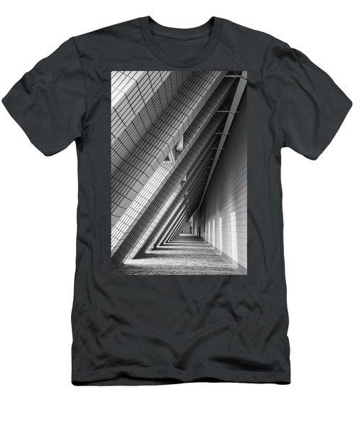 Cultural Centre Hong Kong Men's T-Shirt (Athletic Fit)