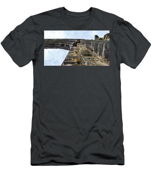 Dale Abbey Men's T-Shirt (Athletic Fit)