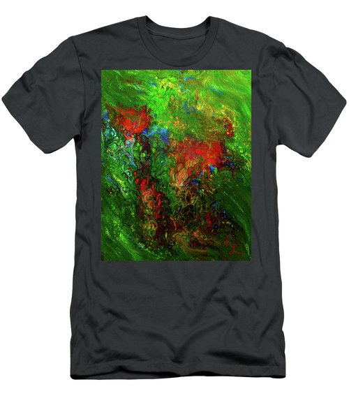 Dance Of The Dragon Men's T-Shirt (Athletic Fit)