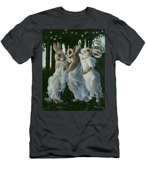Dancing Graces Men's T-Shirt (Athletic Fit)
