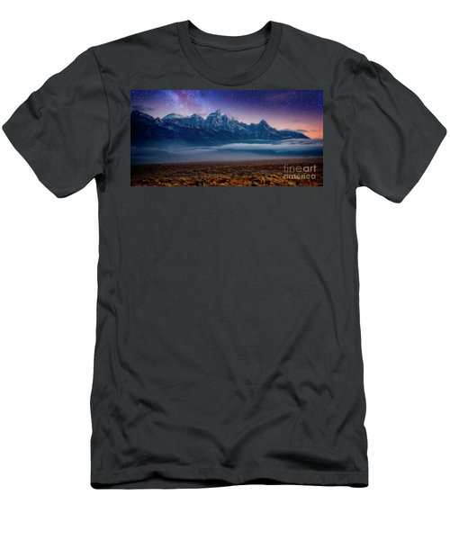 Dawn Breaks Men's T-Shirt (Athletic Fit)