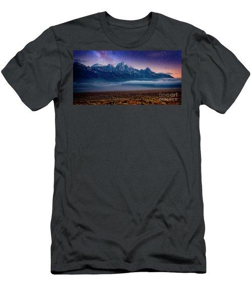 Dawn Breaks Men's T-Shirt (Athletic Fit)