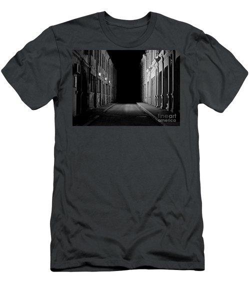 Deadend Alley Men's T-Shirt (Athletic Fit)