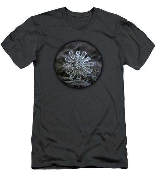 December 18 2015 - Snowflake 3 Men's T-Shirt (Athletic Fit)