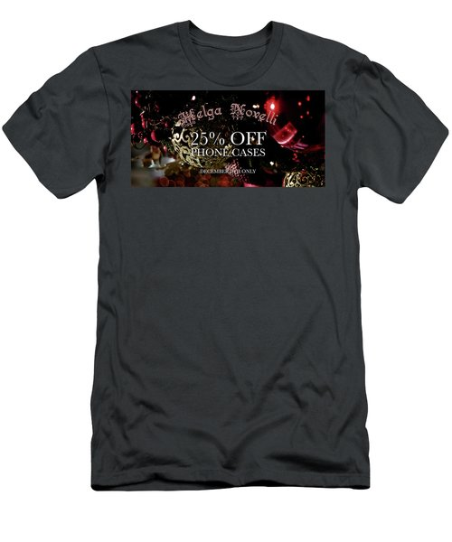 December Offer Phone Covers Men's T-Shirt (Athletic Fit)