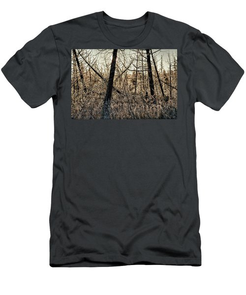 Deep Frost Men's T-Shirt (Athletic Fit)
