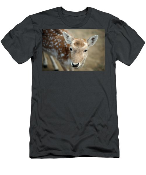 Deer Men's T-Shirt (Athletic Fit)