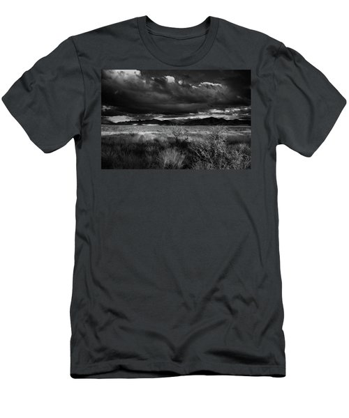 Desert Shadow Moods Men's T-Shirt (Athletic Fit)