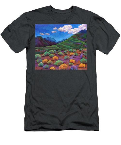 Desert Valley Men's T-Shirt (Athletic Fit)