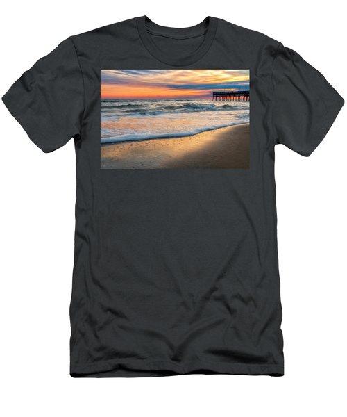 Detailed Men's T-Shirt (Athletic Fit)