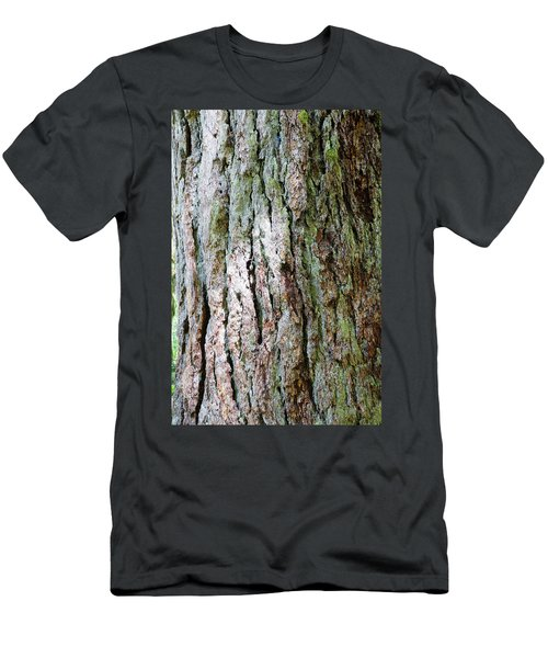 Details, Old Growth Western Redcedars Men's T-Shirt (Athletic Fit)