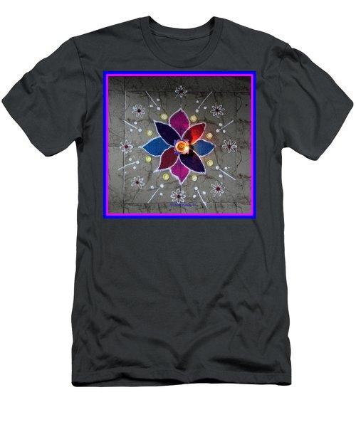 Diwali Decor Men's T-Shirt (Athletic Fit)