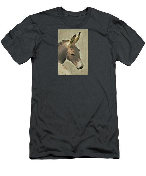 Donkey Men's T-Shirt (Athletic Fit)
