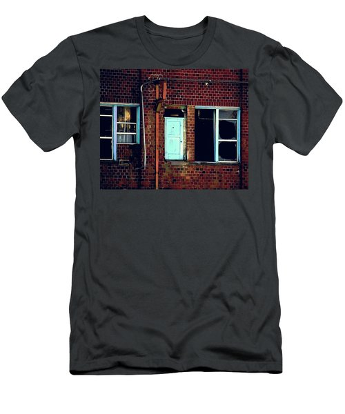 Door To Nowhere Men's T-Shirt (Athletic Fit)