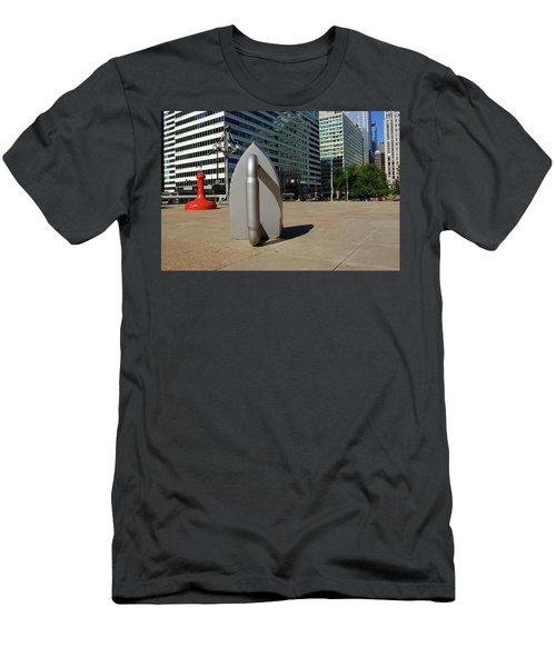 Downtown Philadelphia 2008 Men's T-Shirt (Athletic Fit)