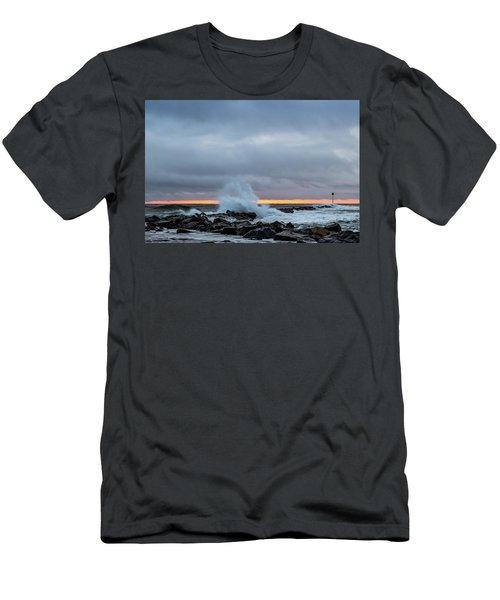 Dramatic Beginnings. Men's T-Shirt (Athletic Fit)